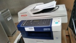 1#2602 B & W Xerox Phaser 3600N Printer, serial number NEA349699.