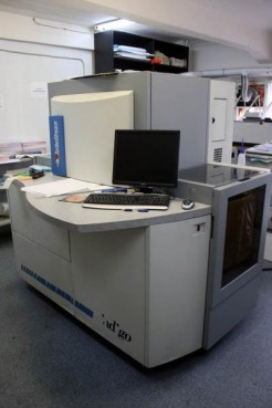 Hp Indigo Turbo Stream R1000
