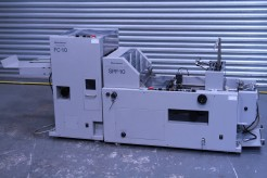 SPF 10 + FC10 Bookletmaker and Trimmer