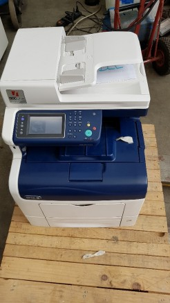 26#3270 Xerox work centre 7530 e 6605