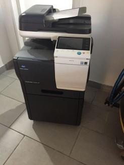 5#3270 Konica Minolta printer C3350 Konica