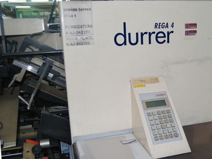 DURRER REGA 4 Other