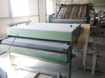 D4030 RATINGEN AUTOMATIC LAMINATOR Tunkers