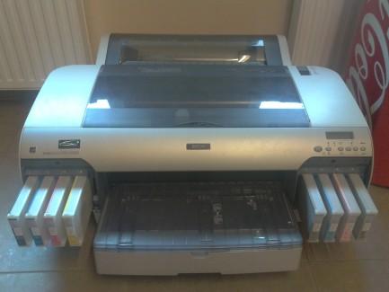 Thermal Plate Recorder  SCREEN Platerite PTR 8200 E Screen