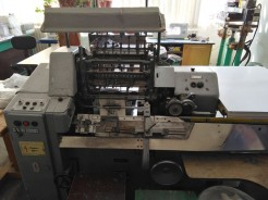 Brehmer 381/2 e A3 Sewing Machine POLYGRAPH