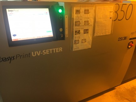 Print UV SETTER DSI 3 Basys
