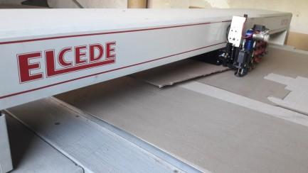 Cutter Plotter NCP 220 Elcede