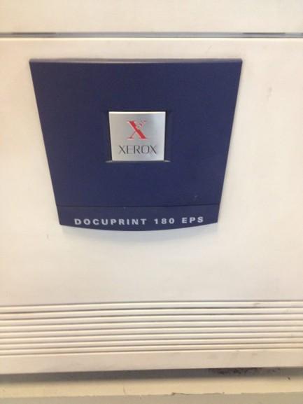 Docuprint DP 2000 - 180EPS Xerox