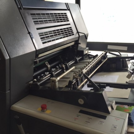 Printmaster 52-1 Heidelberg